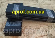 Графітові лопатки (130х43х5 мм), комплект - 6 шт