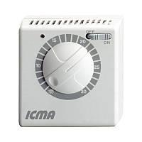 Термостат Icma комнатный электромеханический On-Off №P311