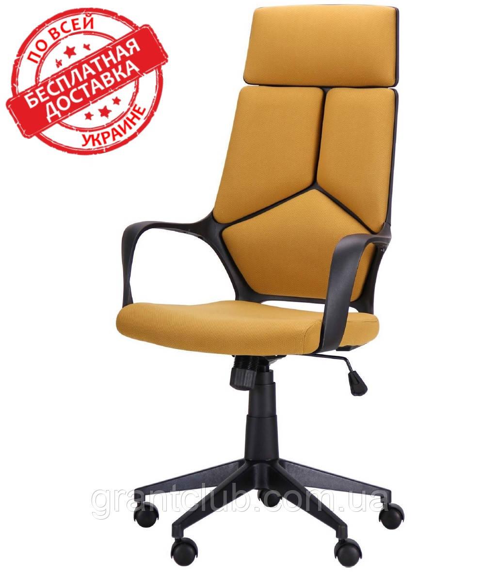Кресло Urban HB черный/горчичный AMF 521175 (бесплатная адресная доставка)