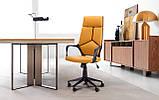 Кресло Urban HB черный/горчичный AMF 521175 (бесплатная адресная доставка), фото 2