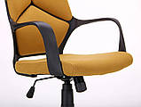 Кресло Urban HB черный/горчичный AMF 521175 (бесплатная адресная доставка), фото 6