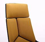 Кресло Urban HB черный/горчичный AMF 521175 (бесплатная адресная доставка), фото 7