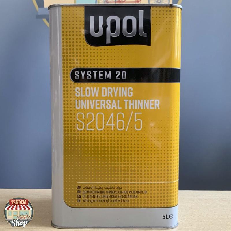Разбавитель универсальный медленный U-POL S2046, 5 л