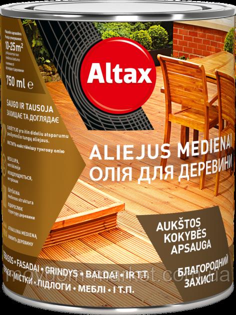 Altax Олія для деревини 0,75л Палісандр англійський