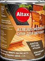 Altax Олія для деревини 0,75л Палісандр англійський, фото 1