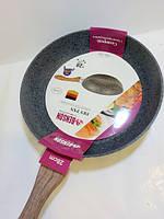 Сковорода Benson BN-536 с гранитным покрытием 28 см, фото 7