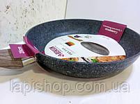 Сковорода Benson BN-536 с гранитным покрытием 28 см, фото 8