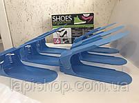 Подставки для обуви SHOES HOLDER В КОРОБКЕ 6 штук, фото 10