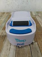 Роликовая пилка для стоп Step Pedi Массажер для ног и пяток, фото 4