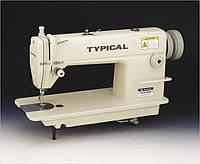 Промышленная прямострочная швейная  машина TYPICAL типикал  GC6150M