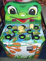 Прокат аттракциона Лягушки-колотушки на праздник