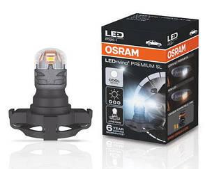 Автолампы OSRAM LEDriving PS19W LED 12V 3W PG20/1 (5301CW), фото 2