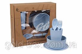 Набор многоразовой посуды