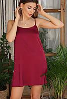 GLEM женский бордовый пеньюар Дая, фото 1