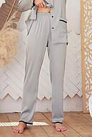 Женские пижамные штаны оливкового цвета Зоряна, фото 1