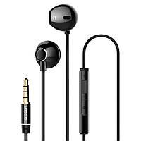 Проводная гарнитура Baseus Encok H06 3.5mm (stereo) Черный