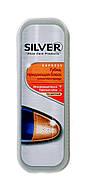Губка для гладкой кожи придающая блеск (Бесцветная) - Silver