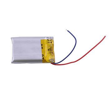Аккумулятор для кейсов bluetooth наушников Li-Ion 402030, 400mAh