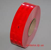 3M™ SL983-72 Diamond Grade™ - Маркировочная световозвращающая лента для жесткого кузова 55 мм х 50 м, красная