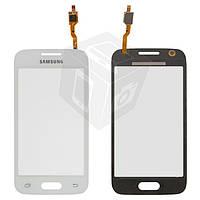 Touchscreen (сенсорный экран) для Samsung Galaxy Ace 4 G313H / G313HD, белый, оригинал