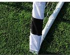 Футбольні ворота Hudora 300x200x90 см + сітка Німеччина, фото 4