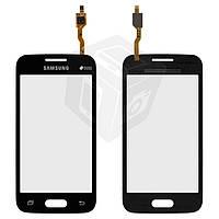 Touchscreen (сенсорный экран) для Samsung Galaxy Ace 4 G313H / G313HD, синий, оригинал