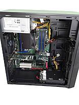 Металический MiDiTower / Intel Xeon E5-2670 (8 (16) ядер по 2.6-3.3 GHz) / 16 GB DDR3 / 1 TB HDD / nVidia Quadro K620 2GB / 800W, фото 2