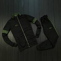 Спортивный костюм мужской на весну/осень андер армор/Under Armour