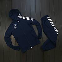 Мужской спортивный костюм адидас/Adidas три полоски, классика