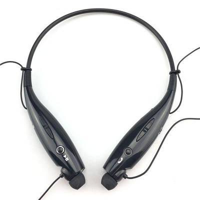 Bluetooth наушники Heonyirry HBS-730 Черные (100116)