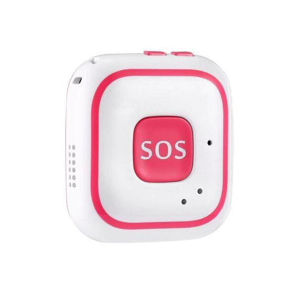 GPS трекер для детей Badoo Security V28 Розовый (100002)