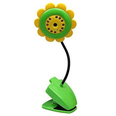 Видеоняня wifi цветок Sunflower720 (100480)