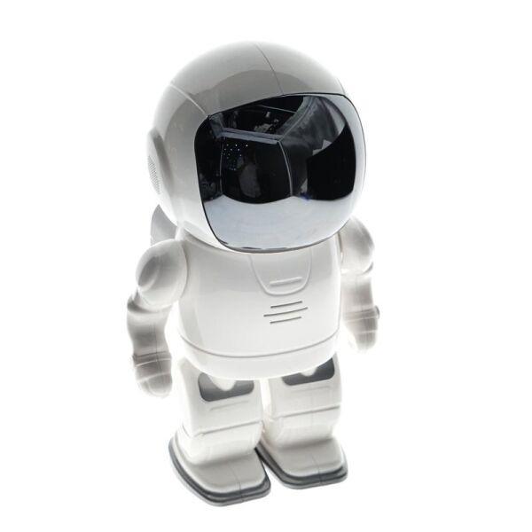 Поворотна IP-камера Hiseeu FHMI Білий (100233)