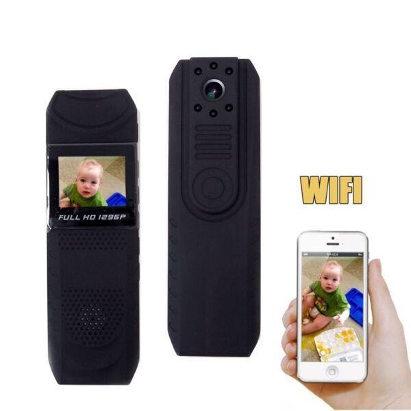 Мини wifi камера Pomiacam BV01 Черный (100419)