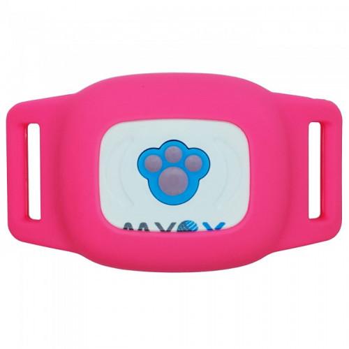 GPS Ошейник MYOX MPT-03DG для собак Розовый (pth-03dg)