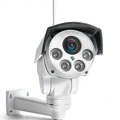 4G камера видеонаблюдения под SIM карту Boavision NC949G-EU PTZ 5 Мп 5Х (100647)