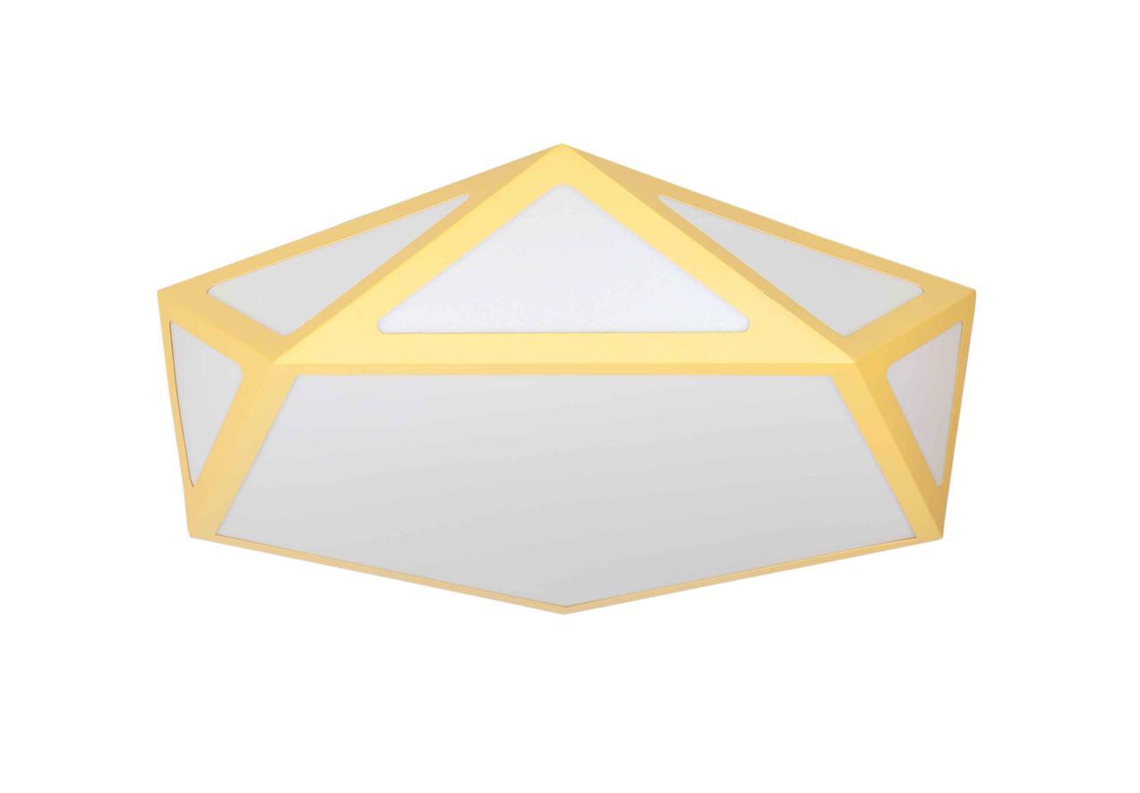 Пріпотолочние світлодіодні люстри Levistella 752L67 YELLOW