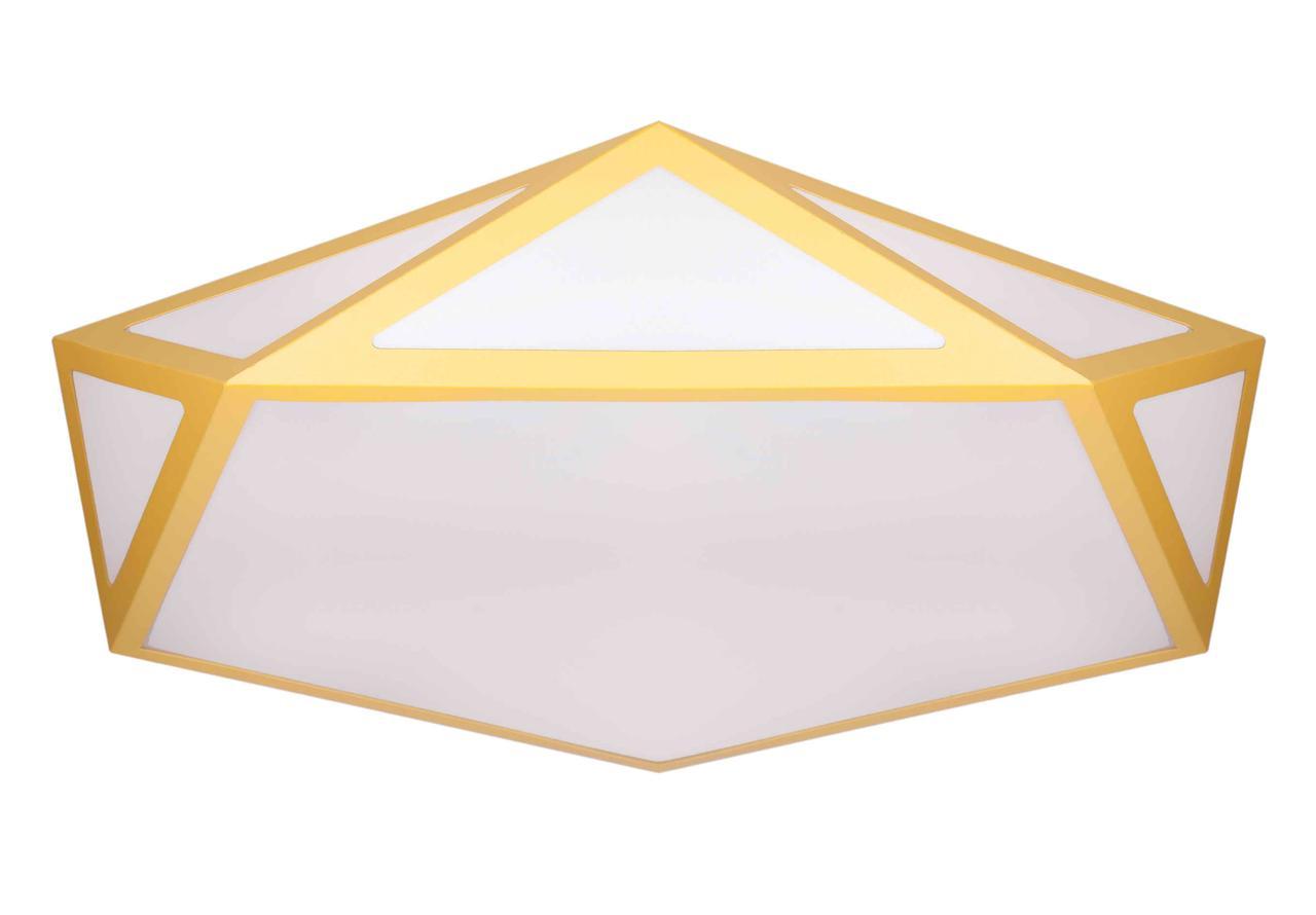 Пріпотолочние світлодіодні люстри Levistella 752L68 YELLOW