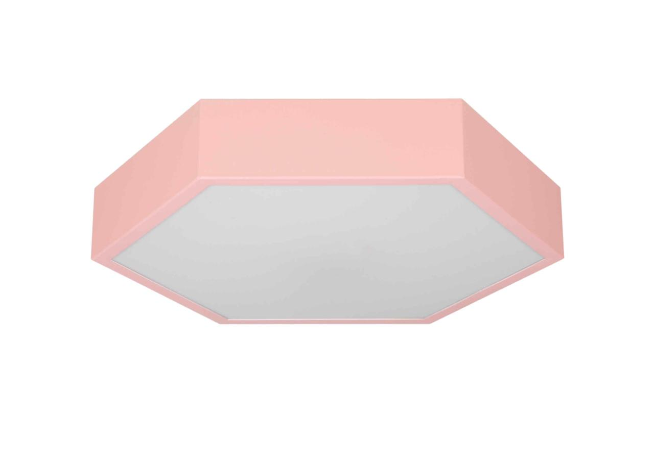 Пріпотолочние світлодіодні люстри Levistella 752L73 PINK