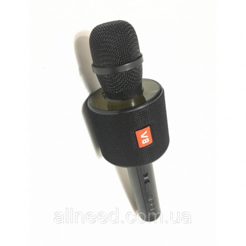 Караоке мікрофон V8