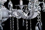 Люстра светильник в классическом стиле с хрустальными подвесками Splendid-Ray 30-3925-99, фото 6