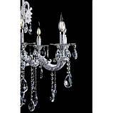 Люстра светильник в классическом стиле с хрустальными подвесками Splendid-Ray 30-3926-05, фото 3