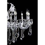 Люстра светильник в классическом стиле с хрустальными подвесками Splendid-Ray 30-3926-05, фото 4