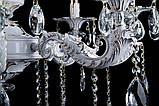 Люстра светильник в классическом стиле с хрустальными подвесками Splendid-Ray 30-3926-05, фото 5