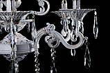 Люстра светильник классическая с хрустальными подвесками Splendid-Ray 30-3927-11, фото 4