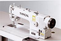 Высокоскоростная одноигольная Промышленная прямострочная  швейная машина TYPICAL типикал  GC6710MD