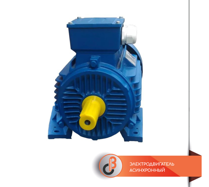Электродвигатель АИР 63 B4 0,37 кВт 1500 об/мин
