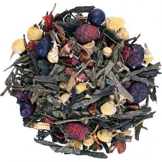 Чай Рассыпной Заварной Силует Афродиты крупно листовой Tea Star 50 гр Германия