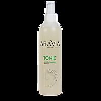 """""""ARAVIA Professional"""" Тоник для очищения и увлажнения кожи с мятой и ромашкой 300мл."""