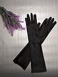 Стрейчевые перчатки, фото 2
